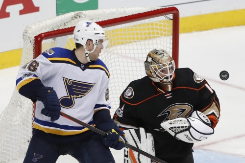 Blues bring Stastny back at center for Game 5 vs. Wild The Associated Press
