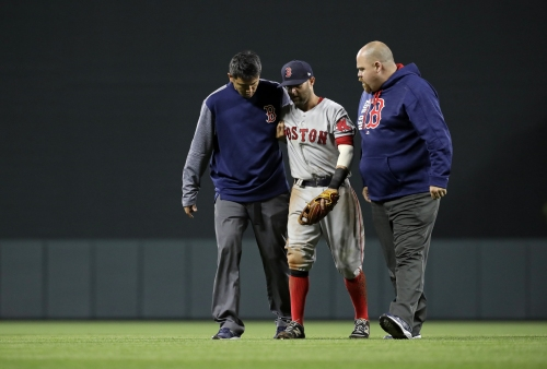Dustin Pedroia injury update: Red Sox second baseman sore, but doesn't expect DL stint
