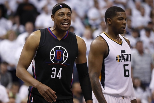 Game 3 Postgame: Clippers Thelonius Monk the Jazz