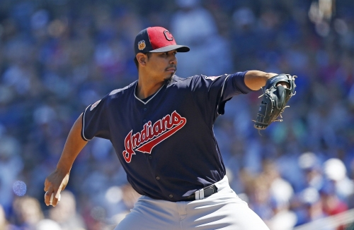 Cleveland Indians, Chicago White Sox starting lineups for Saturday night, Game 17