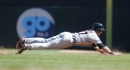 Amid injuries and bench-clearing drama, Tigers hang on to beat Twins