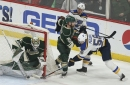 Paajarvi's OT goal gives Blues 4-3 win to oust Wild in 5 The Associated Press