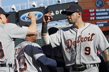 JaCoby Jones' gruesome injury angers Tigers, sparks feud with Twins