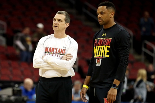 Juan Dixon's going to be the new head coach at Coppin State
