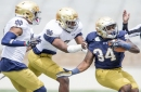Changes come to life for Notre Dame football in Blue-Gold Game