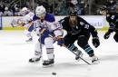 Nugent-Hopkins, Thornton the young and old of Oilers-Sharks series