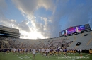 LSU spring game called for lightning delay; will continue indoors