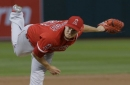 Angels Notes: Garrett Richards shifted to 60-day DL, Cam Bedrosian placed on 10-day DL