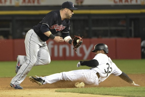 Indians 7, White Sox 0: Another three-hitter