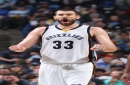 Tied at 2: Gasol lifts Grizzlies past Spurs 110-108 in OT The Associated Press
