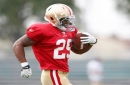 49ers promptly waive Glen Coffee after RB comes out of retirement
