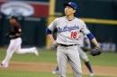 Dodgers, Kenta Maeda roughed up by Diamondbacks