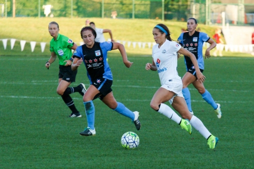 FC Kansas City comes up short in Chicago
