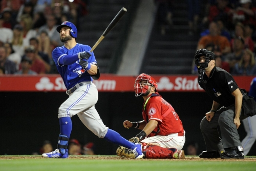 Blue Jays make it close, fall short 5-4 in Casey Lawrence's first start