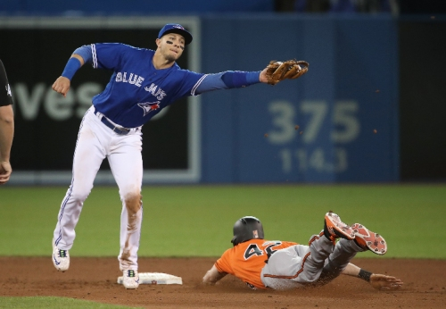 Jays fall short of consecutive wins with 5-4 loss to Angels