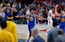 Warriors take 3-0 series lead over Blazers with 119-113 win The Associated Press