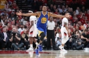 Warriors come back against Trailblazers in thrilling 119-113 win, take 3-0 series lead
