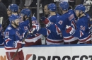 Rangers advance to 2nd round for 5th time in 6 years The Associated Press