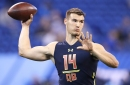 Mitchell Trubisky on QB belief, 'Biscuit' nickname and Jets visit
