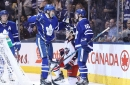 From the Branches: Maple Leafs face Capitals tonight after three teams eliminated yesterday