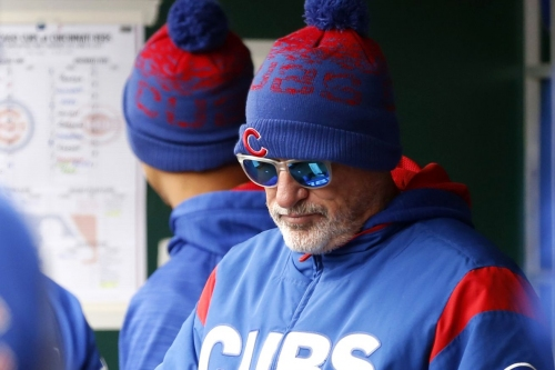 Cub Tracks Spins Another One