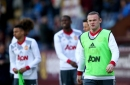 Manchester United players wear Zlatan Ibrahimovic and Marcos Rojo tribute shirts