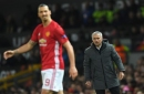 Manchester United manager Jose Mourinho gives injury updates on Zlatan Ibrahimovic and Marcos Rojo