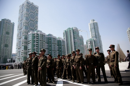 NKorea detains U.S. citizen, the 3rd American being held there