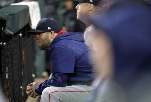 Dustin Pedroia injury: Red Sox second baseman to undergo further tests in Boston, knee/ankle still swollen
