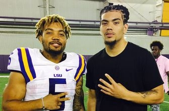 Randy Moss' son transferring to LSU