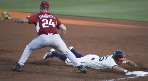 No. 10 Auburn baseball vs. No. 16 Arkansas live score updates, analysis from series finale