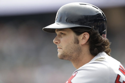 Andrew Benintendi, Boston Red Sox rookie, records first 4-hit game as a major leaguer