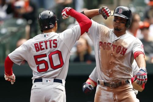 Red Sox 6, Orioles 2: Matt Barnes gets ejected after Eduardo Rodriguez shines