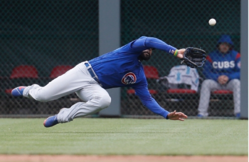 Jason Heyward delivers home run, 4 RBI, 'huge' fielding play