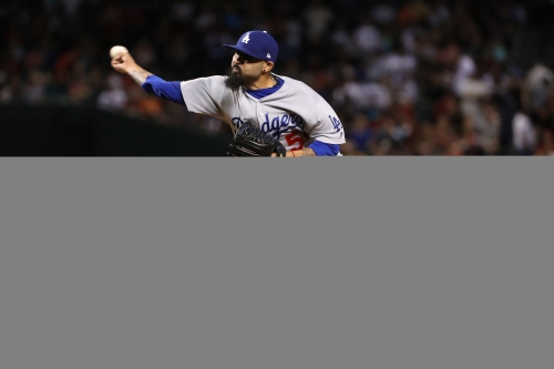 Dodgers' Sergio Romo on going back to San Francisco: 'I don't know what to expect'