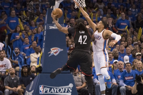 Thunder vs Rockets, game 4 final score: Rockets on the verge with 113-109 win