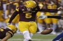 PFF NFL mock draft has Cardinals drafting ASU kicker Zane Gonzalez in 3rd round