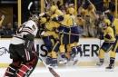 Advanced Analysis: How the Predators swept Chicago