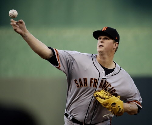 On deck: Dodgers at Giants, Monday, 7:15 p.m.
