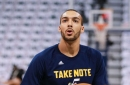 Rudy Gobert to return for Game 4