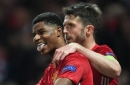 Marcus Rashford's Manchester United team-mates believe he is the man to replace Zlatan Ibrahimovic