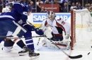 Capitals goalie Braden Holtby near-perfect in series-clinching win over the Maple Leafs