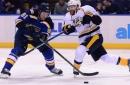 Blues-Predators second-round series begins Wednesday