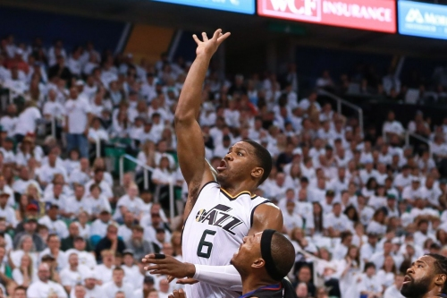 Utah Jazz 105 - Los Angeles Clippers 98: Game 4 Recap