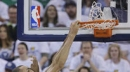 Johnson scores 28, Jazz beat Clippers 105-98 to even series