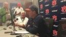 Auburn head coach Butch Thompson after 11-6 victory vs. No. 14 Arkansas