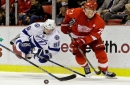 Red Wings' Dylan Larkin needs to be better 'in all areas'
