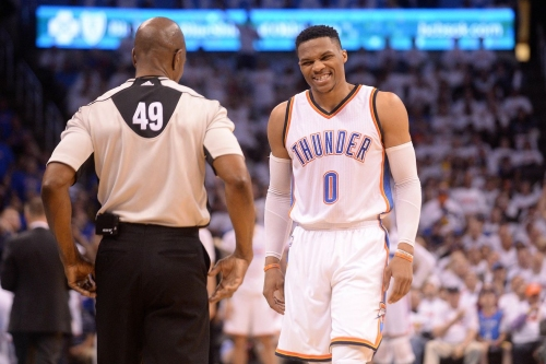 Liberty Links: Oklahoma City is losing, Russell Westbrook is angry
