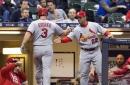 Cardinals news and notes: Gyorko, Robert, and the Brewers