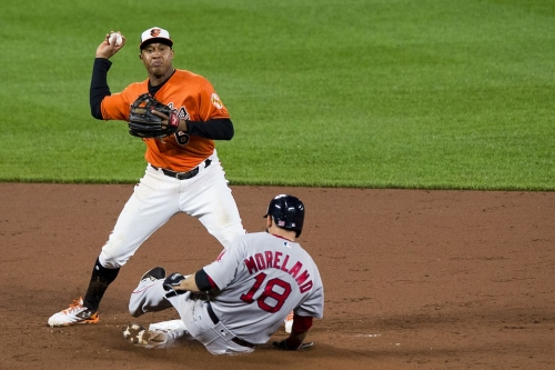 Monday Bird Droppings: O's shrug off Sox finale dud, hold first